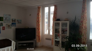 location appartement CUERS 2 pieces, 55m