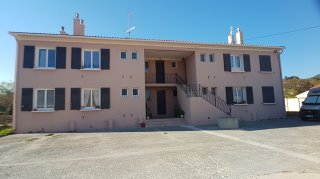 location appartement + garage CUERS 2 pieces, 38m2
