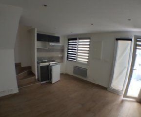 location appartement CUERS 1 pieces, 26m2